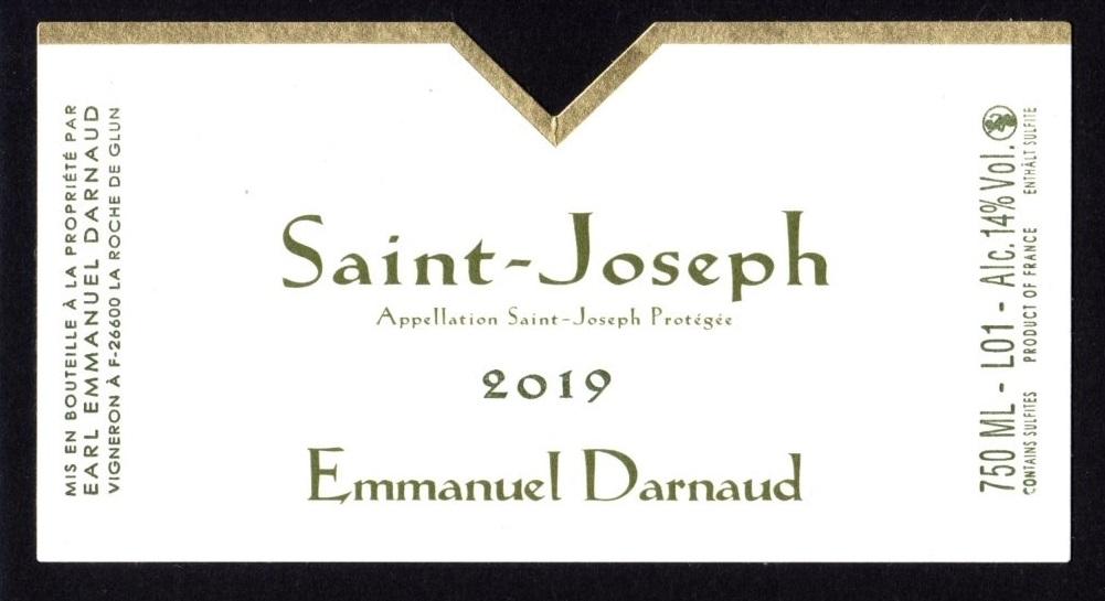 Saint Joseph Blanc 2019