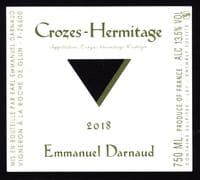 Crozes Hermitage Blanc 2018