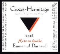 Crozes Hermitage Rouge 2018
